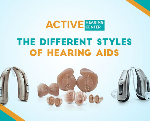 Hearing Aids Styles