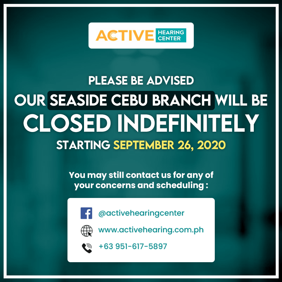 Seaside Cebu Branch - Closed