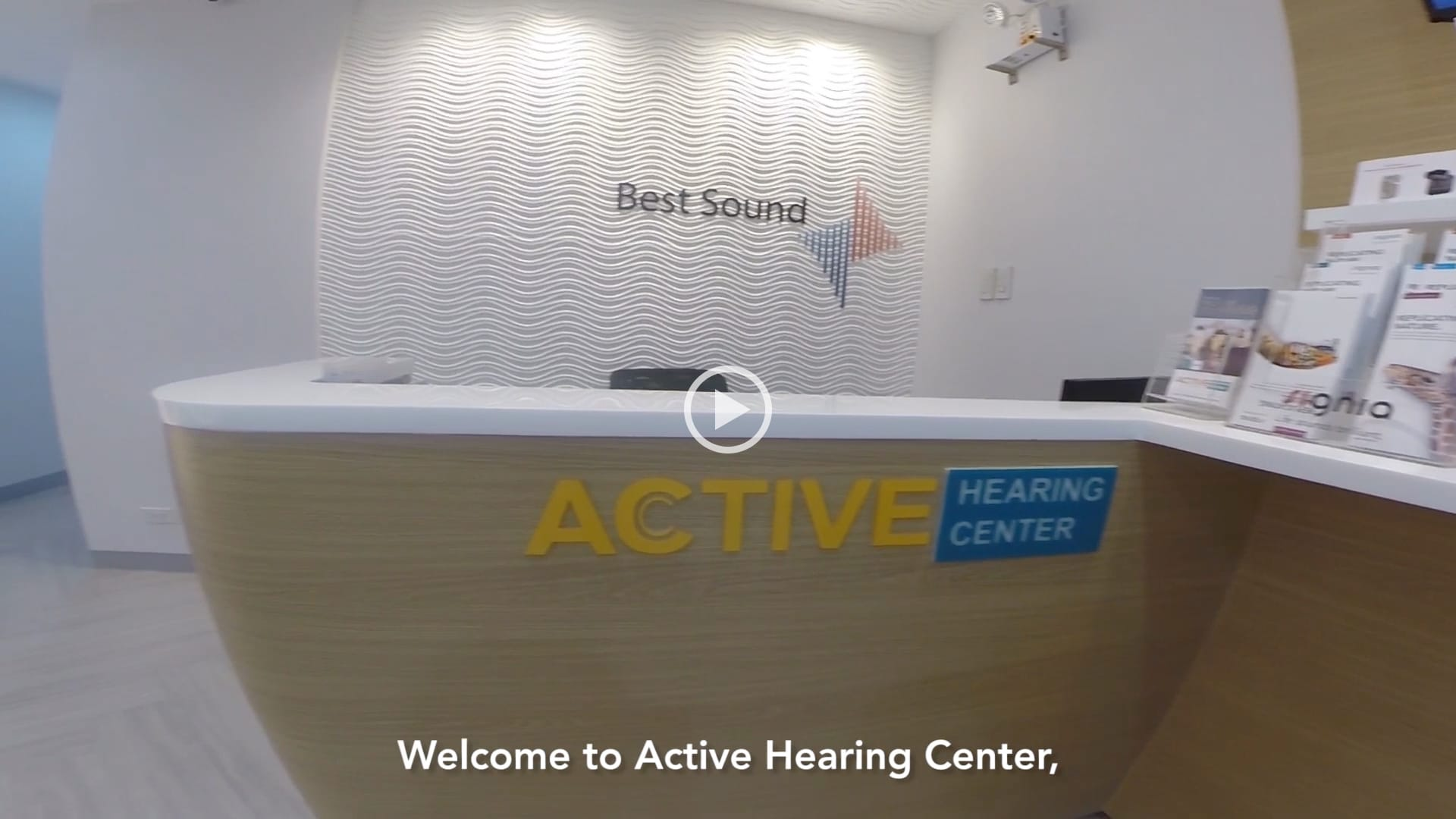 Active Hearing Center Intro Video